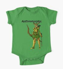 Anthromorphs Doe One Piece - Short Sleeve