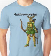 Anthromorphs Doe Unisex T-Shirt