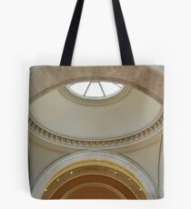 Curves and Shapes Tote Bag