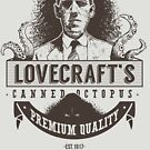 Lovecraft's Canned Octopus by Azafran