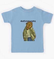 Anthromorphs Lion Kids Clothes