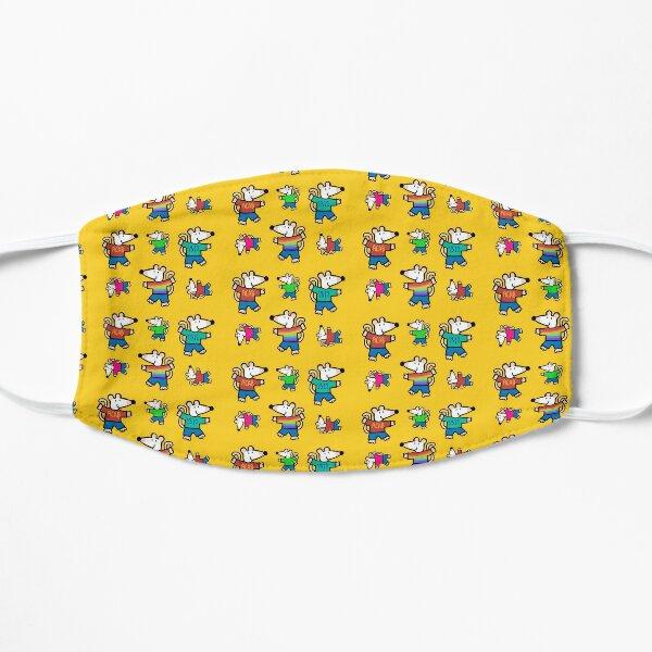 ACAB Maisy Mouse Pack Flat Mask