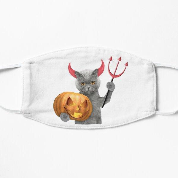 Halloween Devil Cat Mask