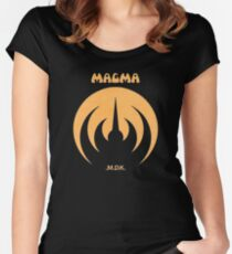 Magma MDK Women's Fitted Scoop T-Shirt