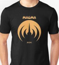 Camiseta unisex Magma MDK