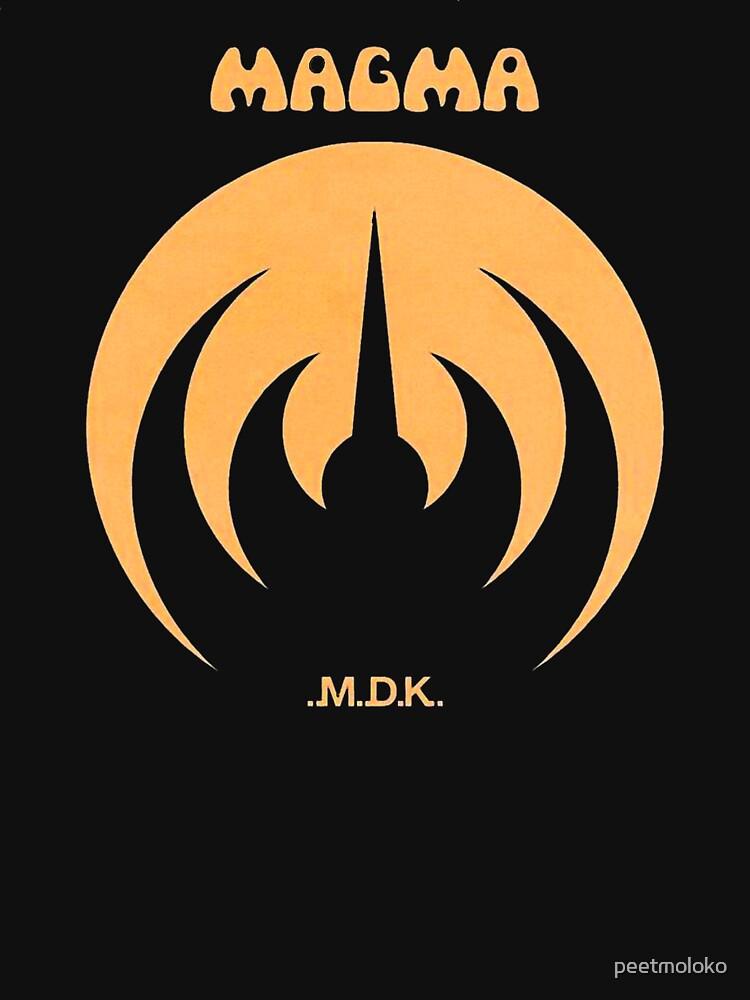 Magma MDK | Unisex T-Shirt