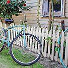 Dad's bike by MarthaBurns