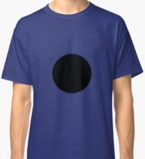 Circle Black Classic T-Shirt