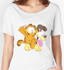 Garf happy Ride! Women's Relaxed Fit T-Shirt