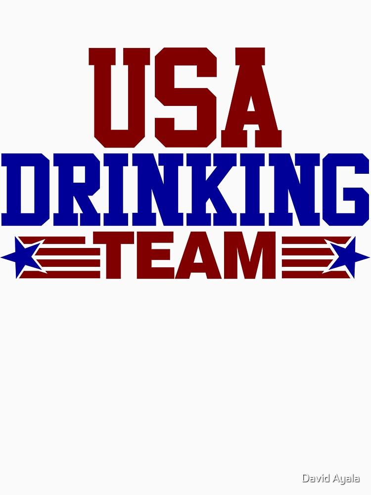 USA Drinking Team | Unisex T-Shirt
