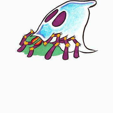 Ghostpider Spookens! by eggokc