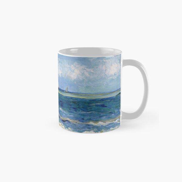 Vincent van Gogh Seascape near Les Saintes-Maries-de-la-Mer Classic Mug