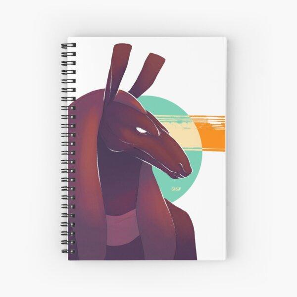 Set Epagomenal Portrait Spiral Notebook