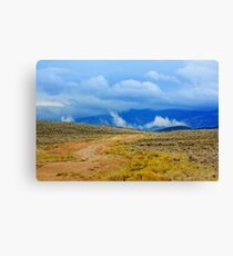 Road To Redemption Canvas Print