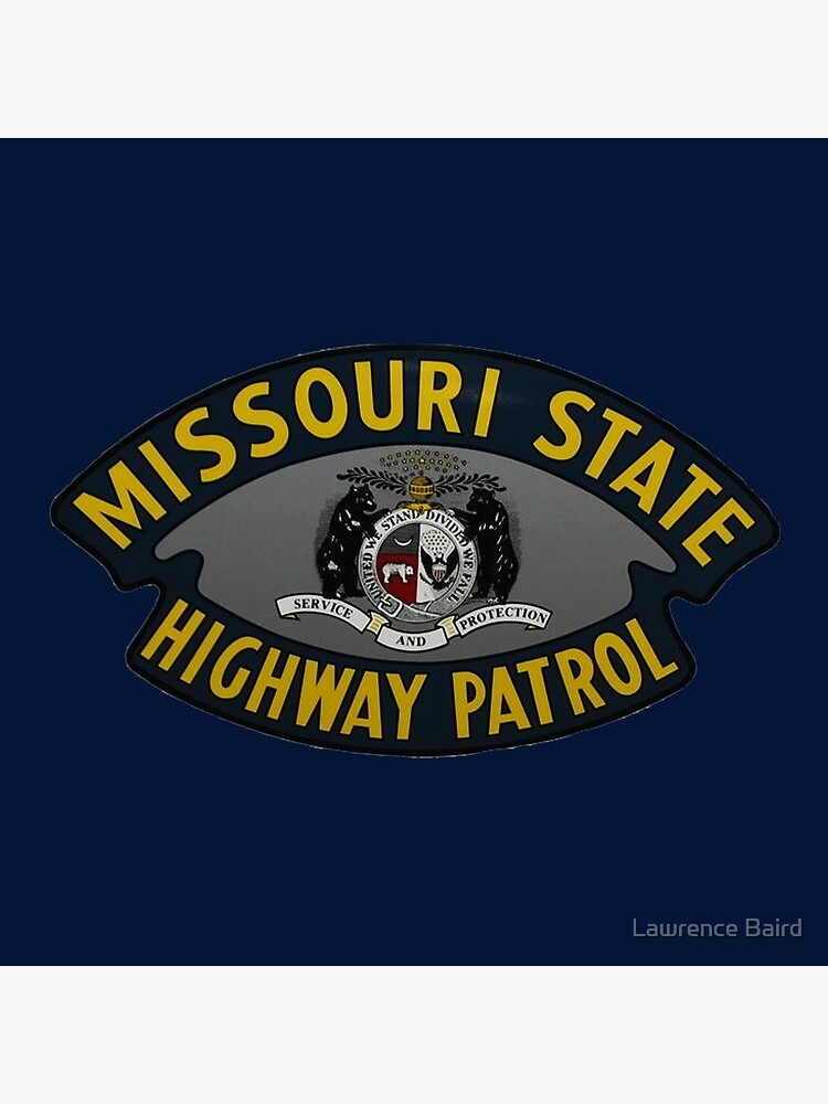 Missouri State Highway Patrol  by lawrencebaird