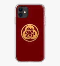 Hagakure Cover iPhone Case