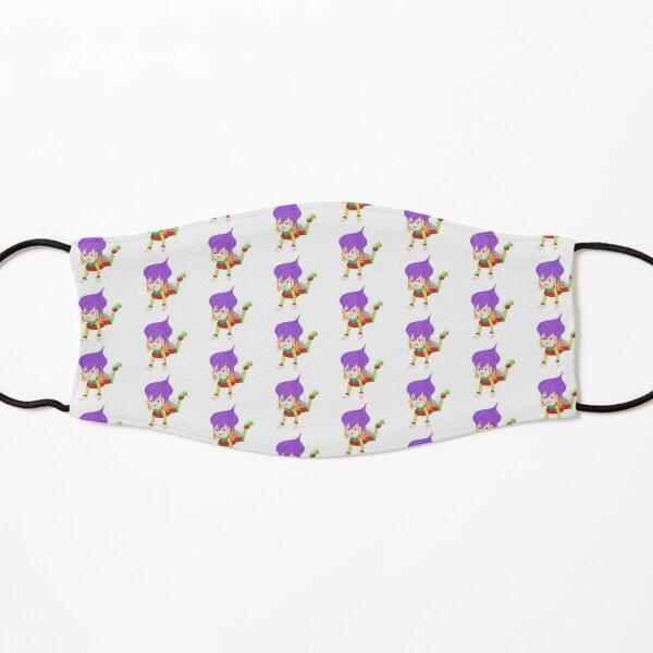 Azafrán (de Iris o La Flor del Azafrán) 2 Mascarilla para niños