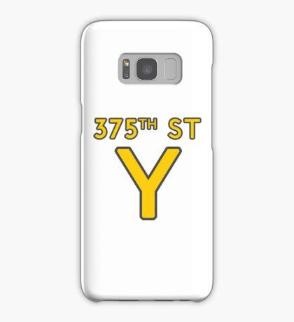 375th Street Y - Royal Tenenbaums Tshirt Samsung Galaxy Case/Skin