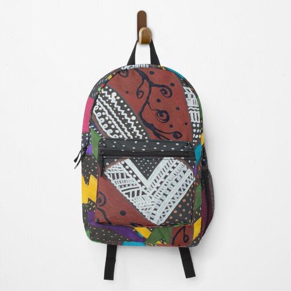 Bohemian Tribal  Backpack