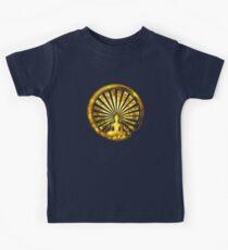 Enso Zen Circle of Enlightenment, Meditation, Buddha, Buddhism, Japan Kids Clothes