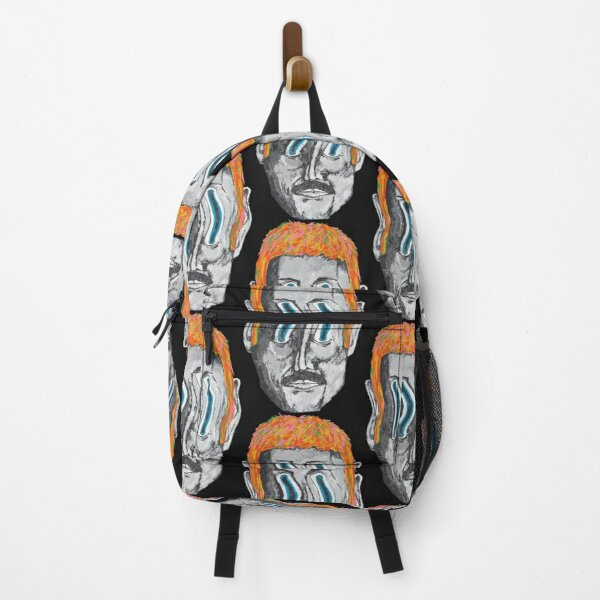 trippy man Backpack