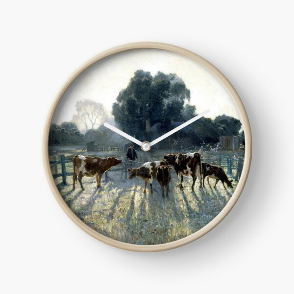 Elioth Gruner Spring Frost Clock