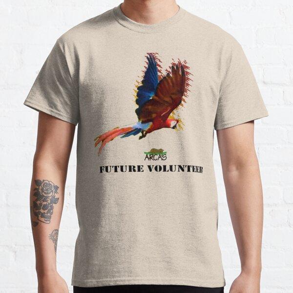 Future volunteer: macaw Classic T-Shirt
