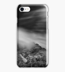 Silence and Storm iPhone Case/Skin
