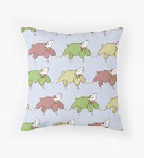 Sheep Pattern Throw Pillow