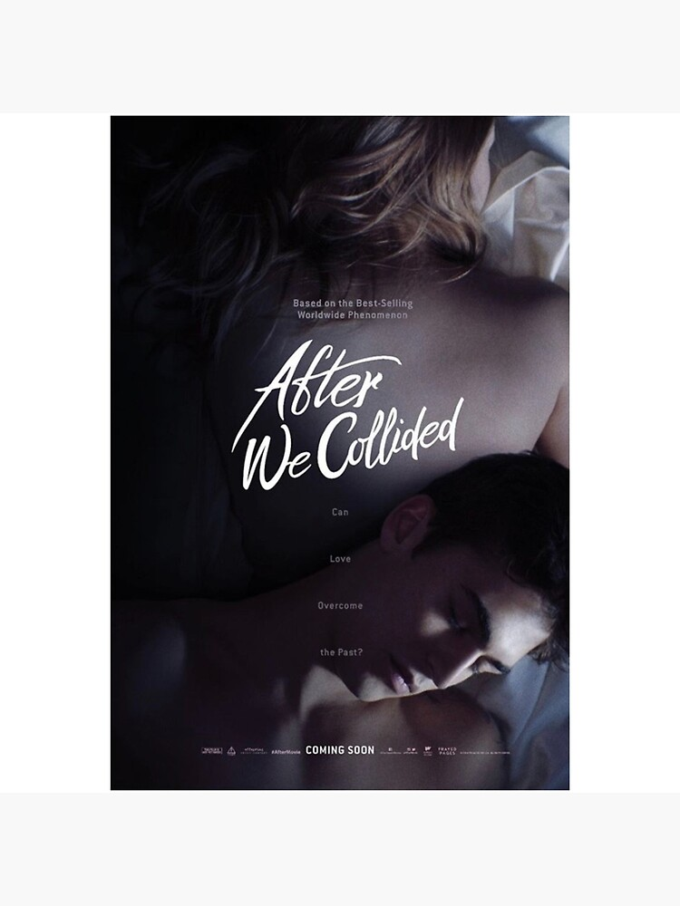 24x36 27x40 After We Collided Movie Coming Soon Poster Fabric Art T111