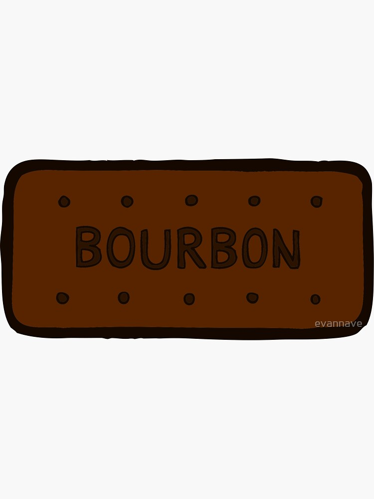 Chocolate Bourbon Biscuit by evannave