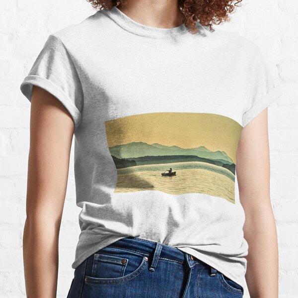 Chillin' on Plumper Sound Classic T-Shirt