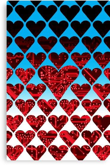 love circuit, red by sebmcnulty