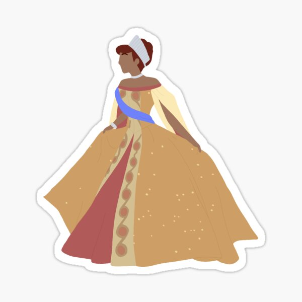 Her Imperial Highness Sticker