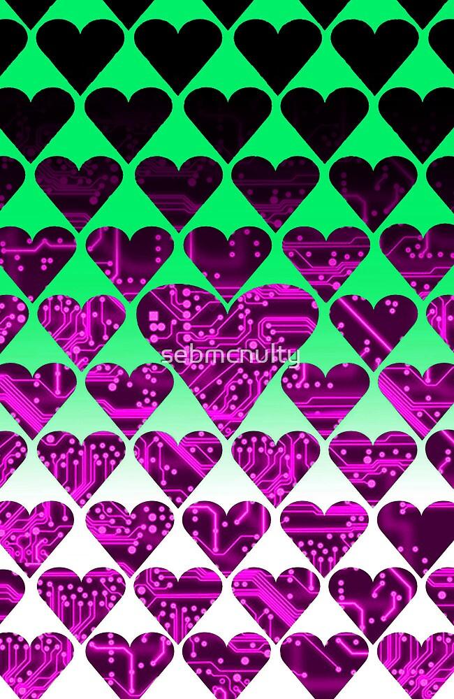 love circuit, violet by sebmcnulty