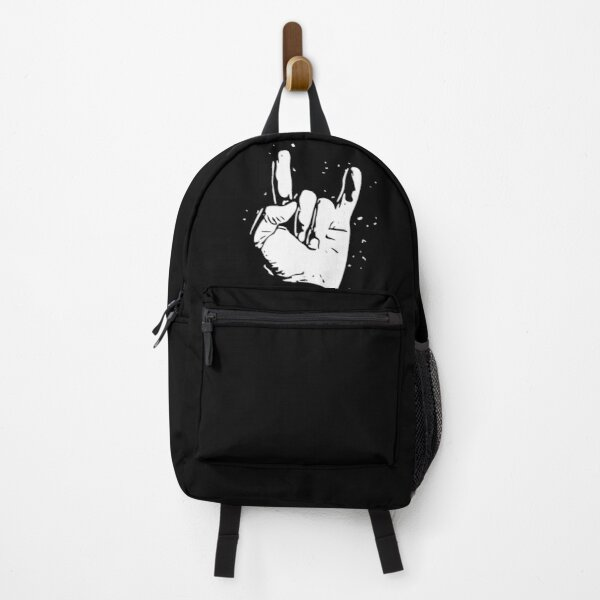 Heavy Metal Rock Backpack