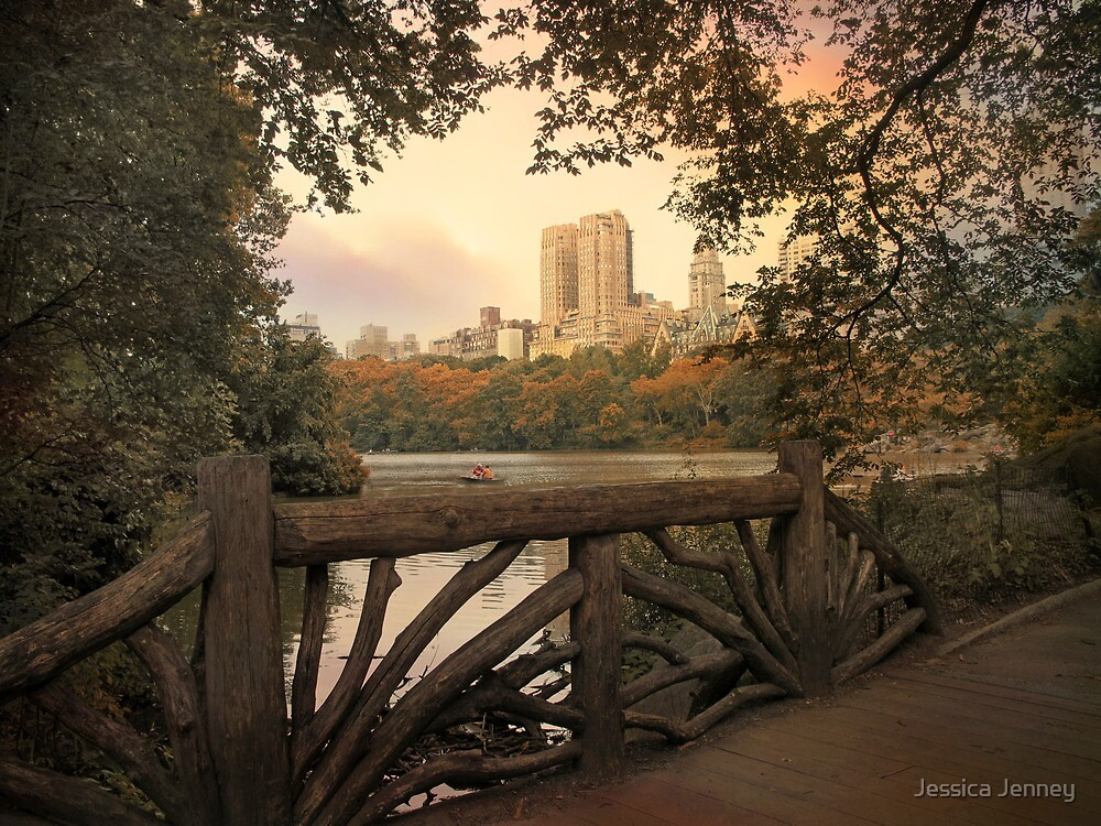 The San Remo at Sunset by Jessica Jenney