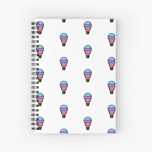 Cool Balloon  Spiral Notebook