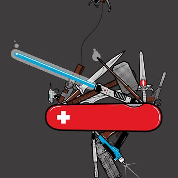 The geek army knife by isummers