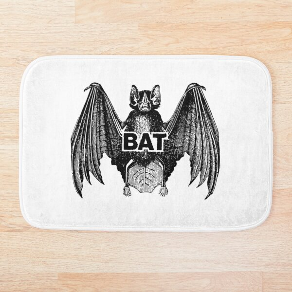 What We Do In The Shadows Bat  Bath Mat