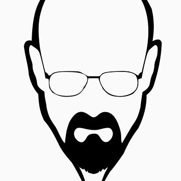 Breaking Bad | Walter Face by Bitlandia