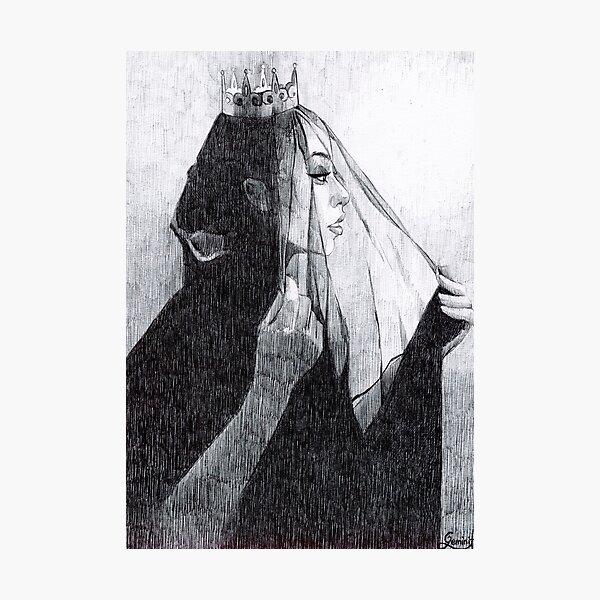 Queen Photographic Print