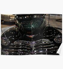 Vintage Chevrolet Fleetmaster - 5D20250 Poster
