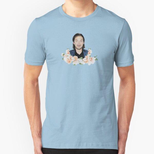 Sebastian Stan Slim Fit T-Shirt