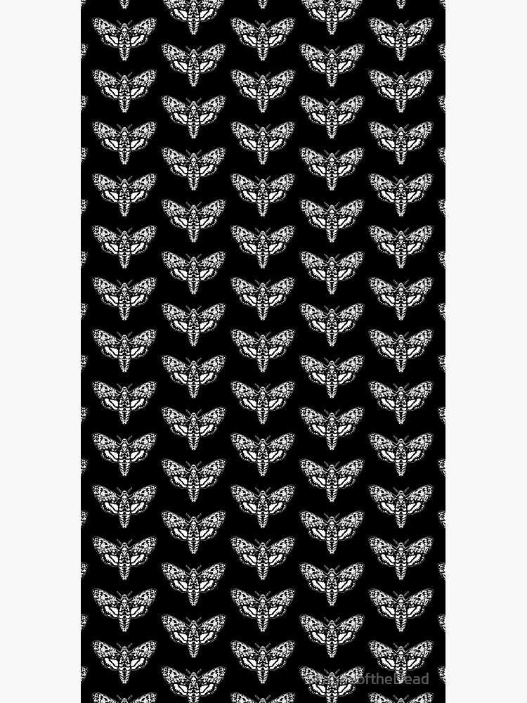 Death's Head Moth by ShayneoftheDead