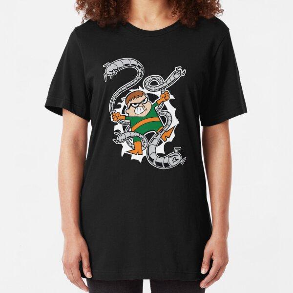 Dexter Octopus Slim Fit T-Shirt