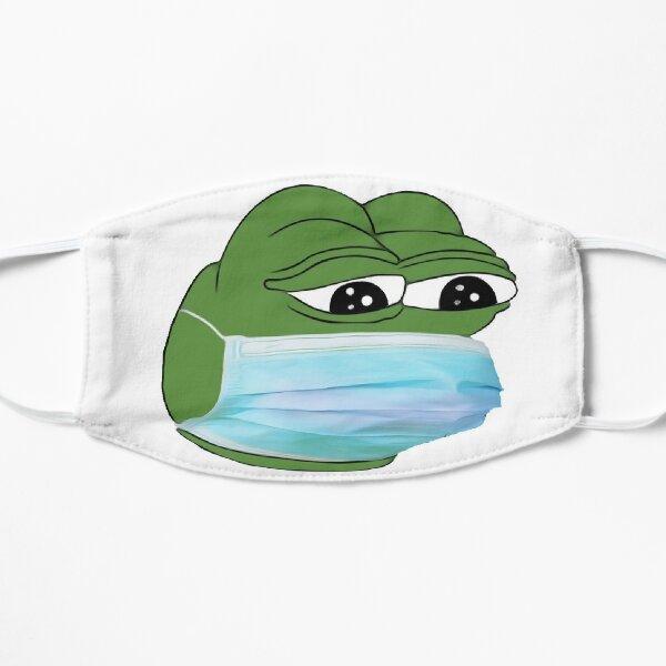 Sad Pepe The Frog with a Mask Mask