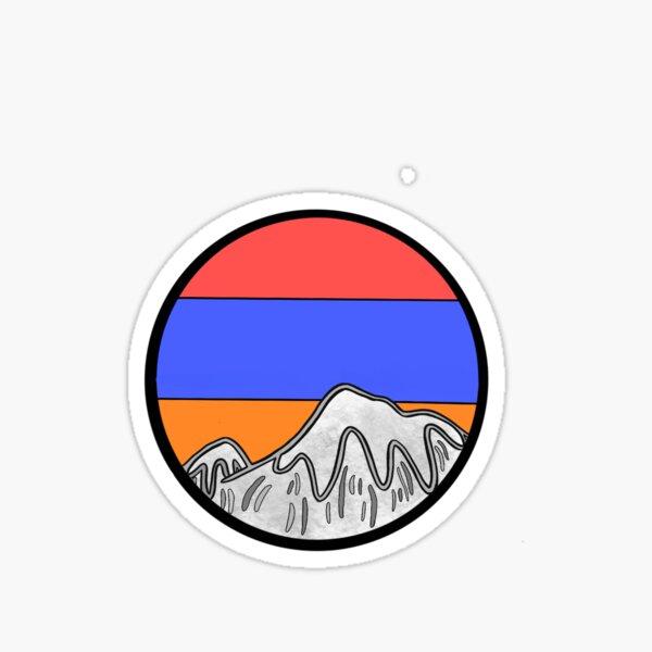 Armenia Sticker