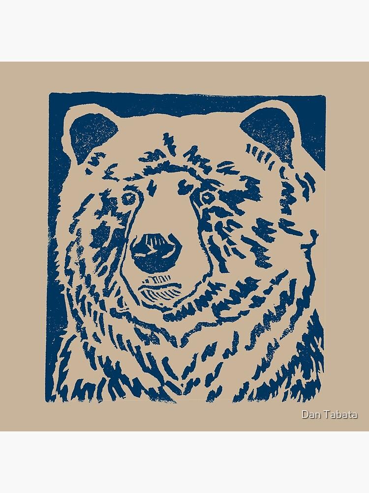 Blue Bear by dmtab