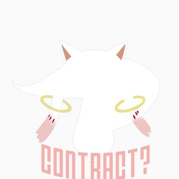 Madoka Magica - Contract? by cplravioli